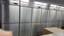 Peralatan Dapur Restoran Upright Chiller / Freezer 4 doors 1 14