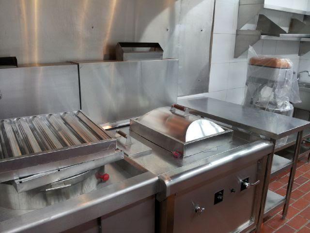 Peralatan Dapur Restoran Gas Stemer Rice Roll 1 30